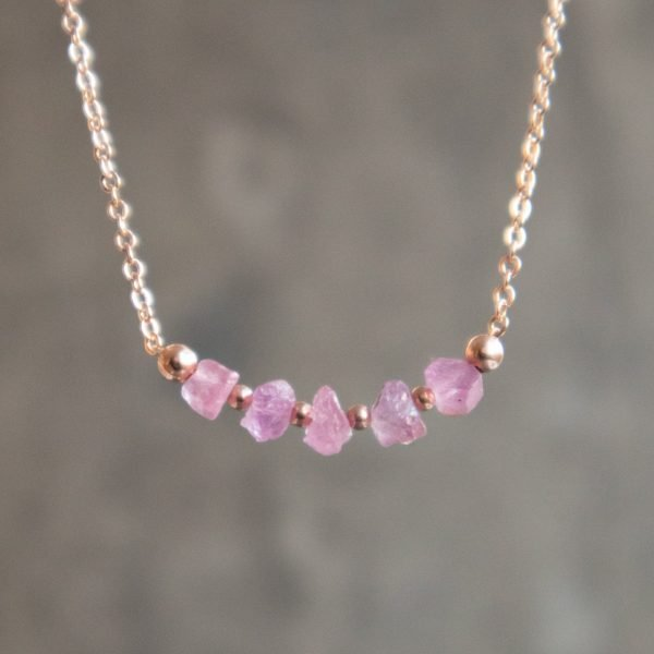 Pink-Sapphire-Necklace