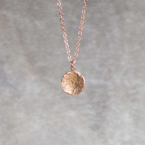 Disc-Necklace