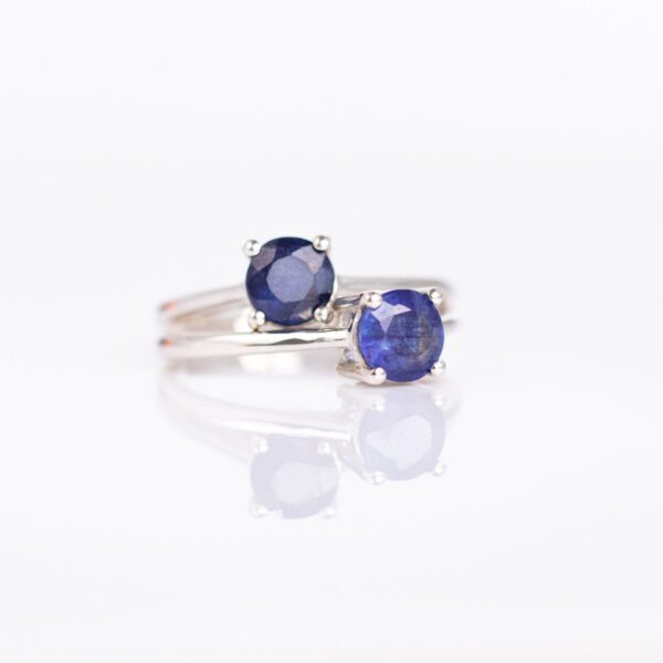 Silver-Sapphire-Ring