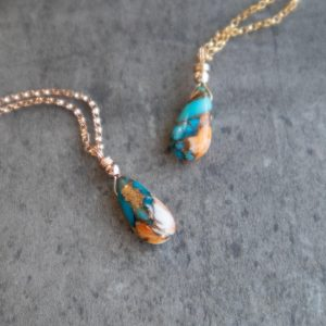 Copper-Turquoise